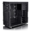 Thermaltake Versa H21 Tower Case With Side Window USB3 Black Interior12cm Fan - Alternative image