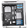 Thermaltake Versa N21 Snow - White Midi Gaming Case USB3 12cm Rear Fan Toolless  - Alternative image