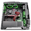 Thermaltake Versa N24 Mid Atx Gaming Case - Alternative image