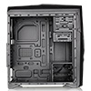 Thermaltake Versa N25 Mid Atx Gaming Case With Window - Alternative image