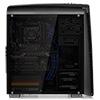 Thermaltake Versa N27 Black Mid Tower Case With Full Side Window - Alternative image