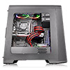 Thermaltake Versa U21 Mid Tower Gaming Case with Side Window - Alternative image