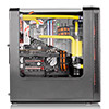 Thermaltake View 27 Gull Wing Window Mid Tower Case - Alternative image