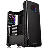 Thermaltake View 28 RGB Riing Fan Edition Black Case With Curved Side Window ETA. 26th of April - Alternative image