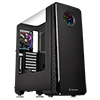 View more info on Thermaltake View 28 RGB Riing Fan Edition Black Case With Curved Side Window ...