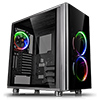 View more info on Thermaltake View 31 Tempered Glass RGB Edition Mid Tower 2x140mm RGB Riing Fans...