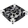 View more info on Aerocool Dead Silence 12cm White LED Fan Dual Material/Colour FDB Fan 12.1dBA Retail...