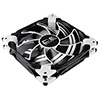 View more info on Aerocool Dead Silence 14cm White LED Fan Dual Material/Colour FDB Fan 10.8dBA Retail...