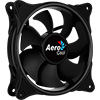Aerocool Eclipse 120mm ARGB Fan 6 Pin Connector Comes with 6 Pin Adapter Cable - Alternative image