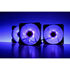 Aerocool Project 7 3 x P7 F12 Fans 16.8 Million Colour RGB & P7H1 Hub Kit - Alternative image