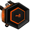 Aerocool Project 7 L240 RGB 16.8 Million Colour 240mm Water Cooling Kit ETA. 30th of November - Alternative image