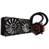 View more info on Aerocool Project 7 L240 RGB 16.8 Million Colour 240mm Water Cooling Kit ...