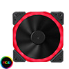 View more info on Unbranded Halo Dual Ring 18 LED 120mm RGB Fan 6pin...