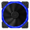Unbranded Halo Single Ring 18 LED 120mm Rainbow RGB Fan - Alternative image