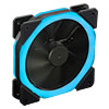 CiT Halo X Dual Ring RGB LED 12V Fan 4pin Plus 3pin Power Connector - Alternative image