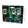 Game Max RGB Kit 2x Fans 2x LED Strips Remote Control and Sata Power Connection  - Alternative image