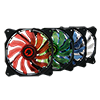 Game Max Eclipse Blue Ring LED 12cm Cooling Fan With Hydraulic Bearings - Alternative image