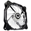Game Max Eclipse White Ring LED 12cm Cooling Fan With Hydraulic Bearings - Alternative image