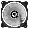 View more info on Game Max Eclipse White Ring LED 12cm Cooling Fan With Hydraulic Bearings...