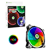 View more info on Game Max Eclipse RGB Ring Fan 16.8 Million Colours...