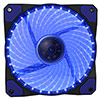 View more info on Game Max Galeforce 32 x Blue LED 12cm Cooling Fan...