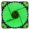 View more info on Game Max Galeforce 32 x Green LED 12cm Cooling Fan...