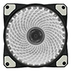 View more info on Game Max Galeforce 32 x White LED 12cm Cooling Fan...