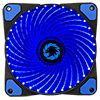 View more info on Game Max Mistral 32 x Blue LED 12cm Cooling Fan...