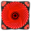 View more info on Game Max Mistral 32 x Red LED 12cm Cooling Fan...