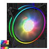 View more info on GameMax Razor Extreme ARGB 3pin Fan Retail Box...