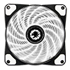 View more info on Game Max Storm Force 15 x White LED 12cm Cooling Fan With Hydraulic Bearings...