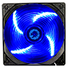 View more info on Game Max Sirocco 4 x Blue LED 12cm Cooling Fan ...