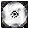 View more info on Game Max Sirocco 4 x White LED 12cm Cooling Fan...