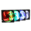 Game Max Sirocco 4 x Red LED 12cm Cooling Fan - Alternative image