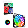 View more info on Game Max Storm Force RGB Ring Fan 16.8 Million Colours...