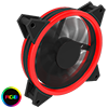 View more info on GameMax Velocity 12cm RGB Fan Bulk 4pin M&F Aura Header 3pin / 4pin Power...