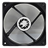 View more info on Game Max Windforce Black 12cm Cooling Fan 3 & 4 Pin Connector...