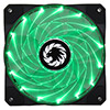 Game Max Windforce 2x45 Led RGB 12cm Cooling Fans 2xRGB 30cm LED Strips & Remote   - Alternative image