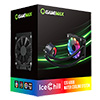 GameMax Ice Chill 120mm ARGB AIO Water Cooler - Alternative image