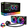 View more info on GameMax Ice Chill 240mm ARGB AIO Water Cooler...