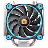 Thermaltake Riing Silent 12 Blue CPU Cooler With Blue 12cm Riing Fan - Alternative image