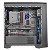 Thermaltake Riing Silent 12 Pro Blue CPU Cooler & Fan - Alternative image