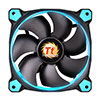 Thermaltake Riing12 Led Blue 120mm Fan - Alternative image