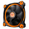 Thermaltake Riing14 Led Orange 140mm Fan - Alternative image