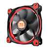 Thermaltake Riing12 Led Red 120mm Fan - Alternative image