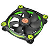 View more info on Thermaltake Riing14 Led Green 140mm Fan...