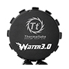 Thermaltake Pacific Water 3.0 Riing Red LED 280mm CPU Water Cooler - Alternative image