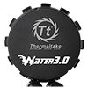 Thermaltake Pacific Water 3.0 Riing RGB LED 280mm CPU Water Cooler - Alternative image