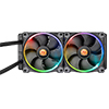 Thermaltake Water 3.0 RGB Fans 240mm Water Cooling System with Radiator - Alternative image