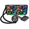 View more info on Thermaltake Water 3.0 RGB Fans 240mm Water Cooling System with Radiator...